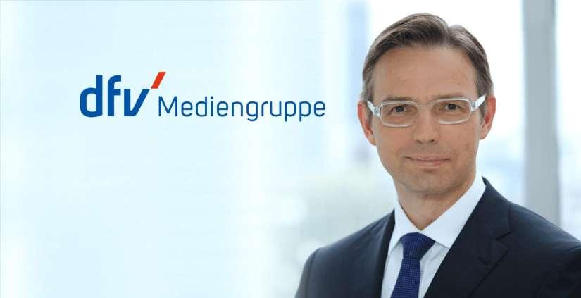 Sönke Reimres, dfv Mediengruppe