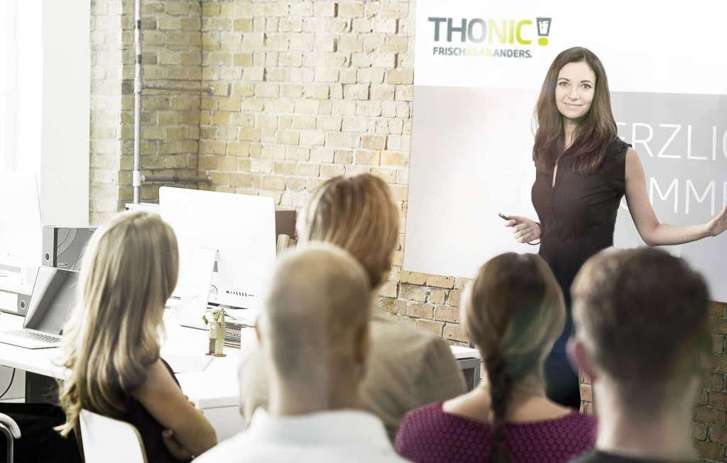 Thonic Seminare, Trainings, Coaching